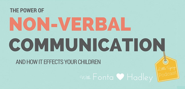 effects of verbal communication Social media may have revolutionized communication studies show that only 7% of communication is based on the written or verbal word.