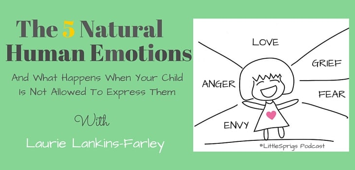 5 Natural Human Emotions